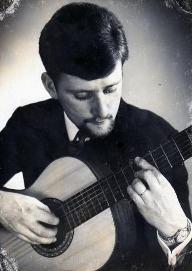 GM. Guitariste.